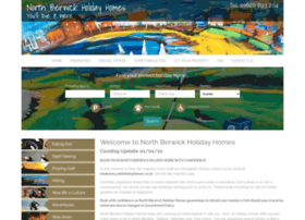 northberwickholidayhomes.co.uk