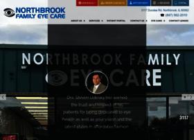 northbrookfamilyeyecare.com