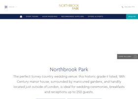 northbrookpark.co.uk