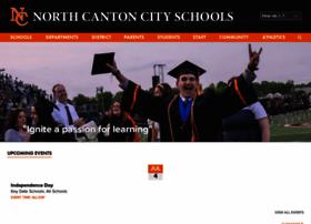 northcantonschools.org