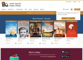 northcarolina.libraryreserve.com