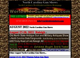 northcarolinagunshows.net