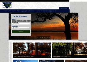northcarolinastateparks.reserveamerica.com