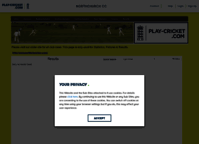 northchurch.play-cricket.com
