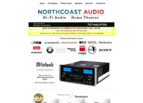 northcoastaudio.com