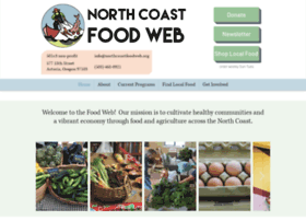 northcoastfoodweb.org