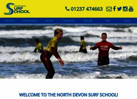 northdevonsurfschool.co.uk