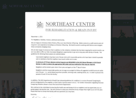 northeastcenter.com