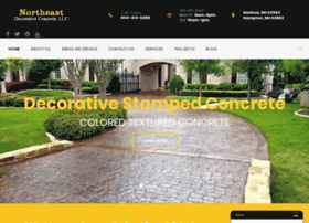 northeastdecorativeconcrete.com