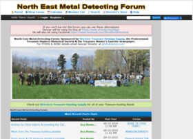 northeastmetaldetectingforum.com