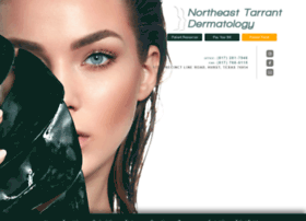 northeasttarrantderm.com