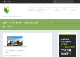 northern-territory-health-retreat.healthretreatsaustralia.com