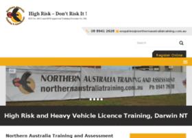 northernaustraliatrainingandassessment.darwinwebdesign.com.au