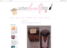 northernbeautyblogs.blogspot.co.uk