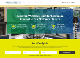 northerncomfortwindows.com