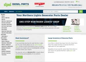 northernlightsgeneratorparts.com