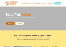 northernstaffingservices.com