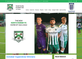 northferribyunited.com
