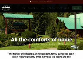 northfortyresort.com