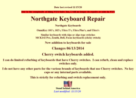 northgate-keyboard-repair.com