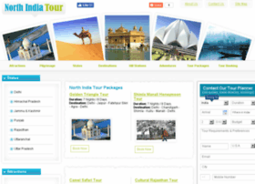 northindia-tour.com