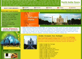 northindiatours.co.in