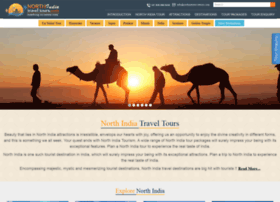 northindiatraveltours.com