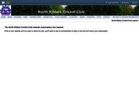 northkildarecc.hitscricket.com