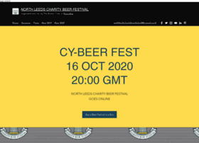 northleedscharitybeerfestival.co.uk