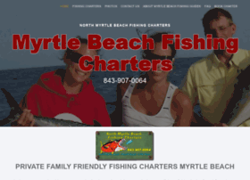 northmyrtlebeachfishingcharters.com