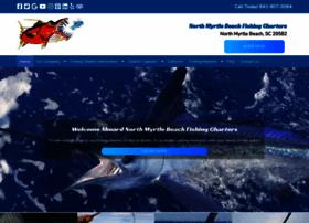 northmyrtlebeachfishingcharters.com