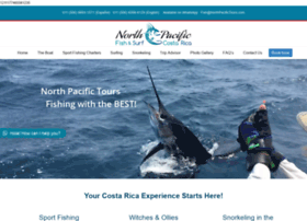 northpacifictours.com