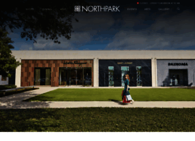 northparkcenter.com