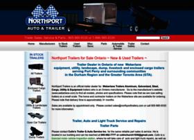 northporttrailers.com