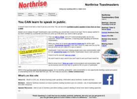 northrise-toastmasters.org