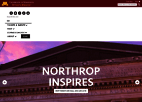 northrop.umn.edu