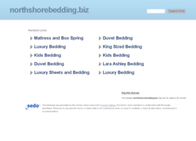 northshorebedding.biz