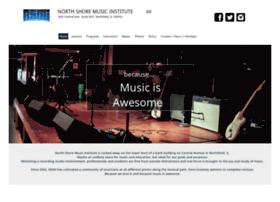 northshoremusicinstitute.com