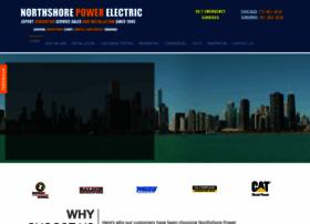 northshorepowerelectric.com