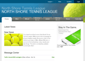 northshoretennisleague.net