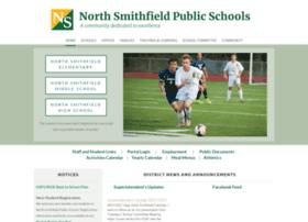 northsmithfieldschools.com