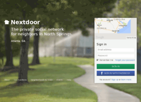northspringsga.nextdoor.com