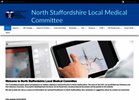 northstaffslmc.co.uk