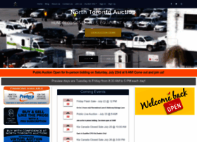 northtorontoauction.com
