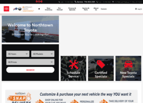 northtowntoyota.com