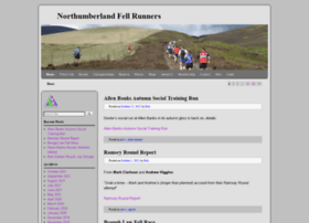 northumberlandfellrunners.co.uk