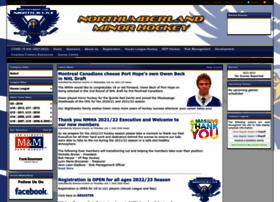 northumberlandminorhockey.com