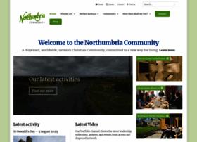northumbriacommunity.org