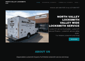 northvalleylocksmith.com