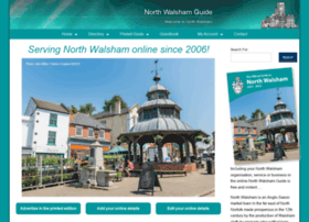 northwalshamguide.co.uk